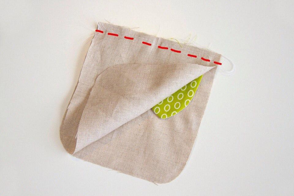 Мешочки для крупы своими руками